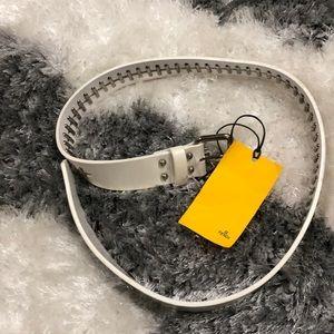 Fendi belt size small